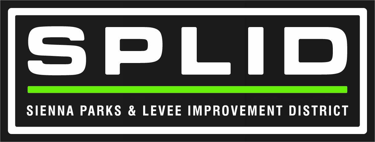 Sienna Parks & Levee Improvement District Logo